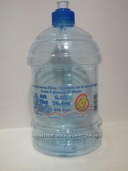 Спортивная бутылка для воды 2. 2 л