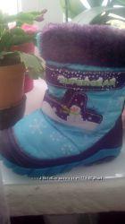 Чобітки зимові дитячі