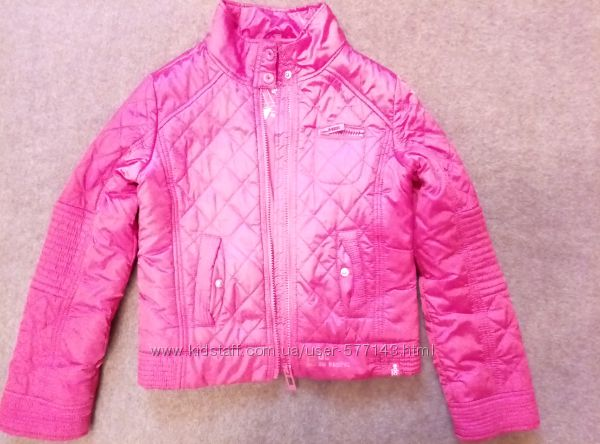 Демисезонная куртка ESPRIT на девочку 8-9 лет