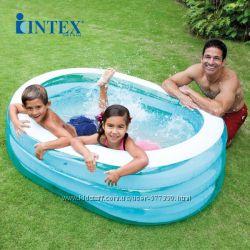 57482 Бассейн  детский надувной Intex Интекс