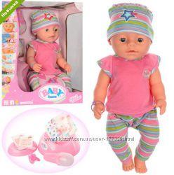 Пупс кукла Baby Born Беби борн функциональный