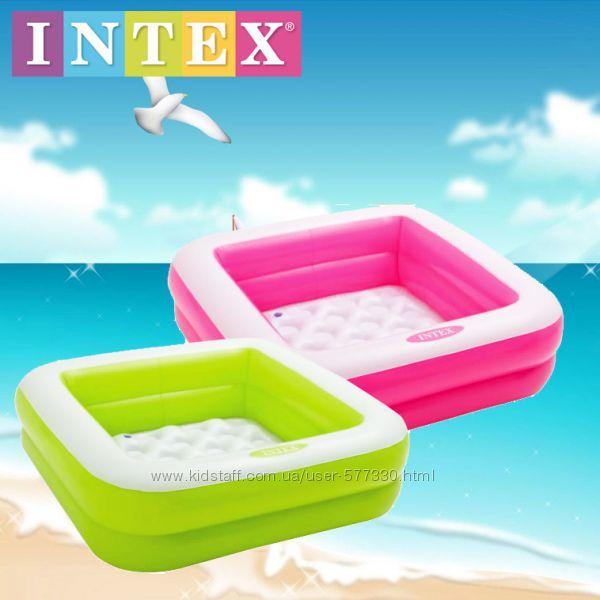 57100 Надувной бассейн детский Intex, Интекс