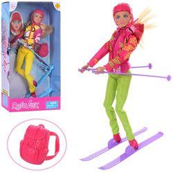 8373 Кукла Defa Lucy дефа типа барби лыжница