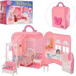 9988 Gloria спальня с ванной комнатой Мебель сумка - дом