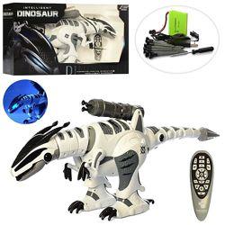 Животное Интерактивный Динозавр робот К9 на радиоуправлении, стреляет