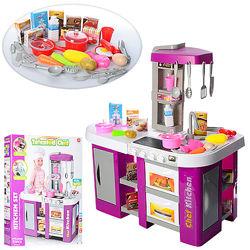 922-47 кухня с посудой детская игровая