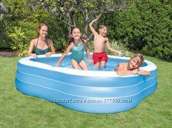Бассейн Intex 57495 Акварена Интекс для детей надувной