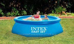 28110 Бассейн Intex интекс 244х76 см