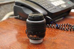 Объектив Nikon 18-55 со стабилизатором