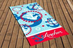 Пляжные полотенца из лучшего египетского хлопка