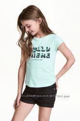Классная футболка H&M Англия, разм. 10-12Y 146-152