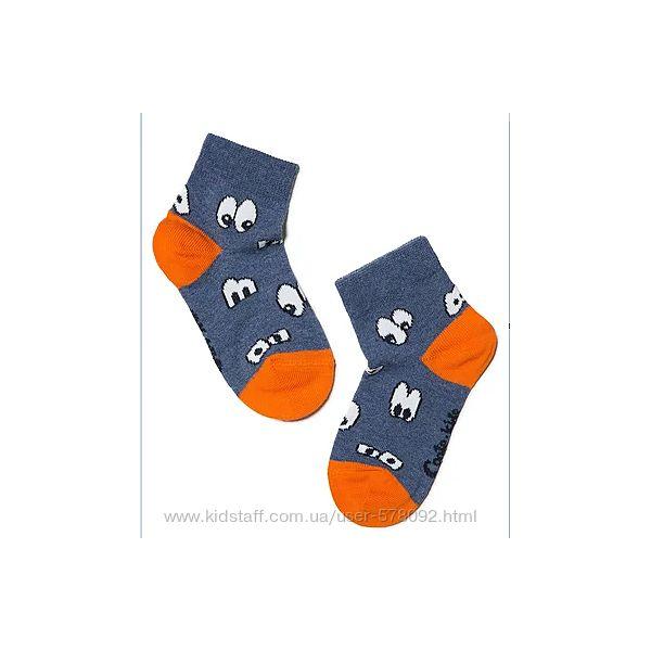 Вязаные, махровые и хлопковые носочки для деток 9-18 мес.