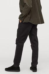 Брюки чиносы Slim fit Stretch H&M Англия, разм. 29-32