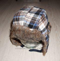 Шапка ушанка Terranova accessories. универсальный размер