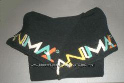 Теплый и мягкий двухслойный шарф британской марки Animal