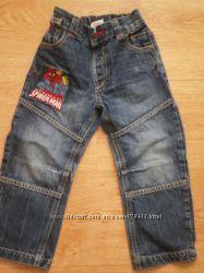 джинсы фирменные 92