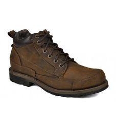Кожаные ботинки Skechers, оригинал, р-р 42, ст 27-27, 5 см