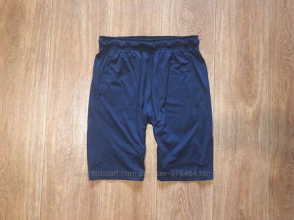 Легкие спортивные шорты nike dri-fit, оригинал, р-р М