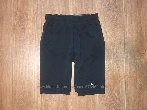 Спортивные, тренировочные шорты Nike, оригинал, р-р  L-XL