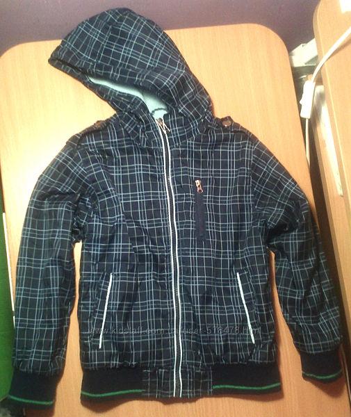 Куртка на флисе Rebel на 4-5 лет