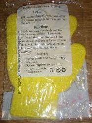 Масажная перчатка для тела