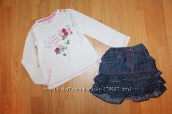 Наши фирменные одежки для девочки 3-6лет ч. 3
