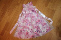 Нарядное платье Adams 6л, 116см