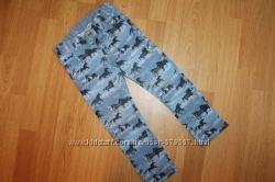 Очень красивые джинсы H&M 3-4г, 104см
