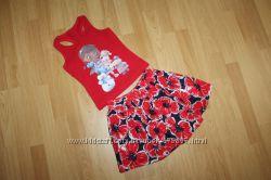 Наши фирменные одежки для девочки 3-6лет ч.