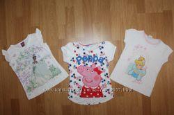 Наши фирменные одежки для девочки 3-6лет ч