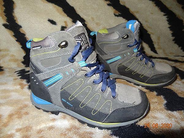 деми ботинки Karrimor