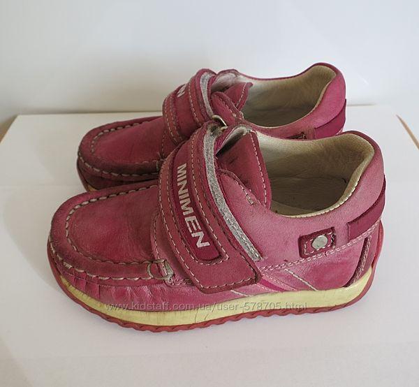 Мокасины туфли Minimen, р.22, 14 см по стельке