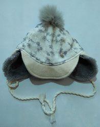 Теплая шапка Trestelle для девочки р. 52