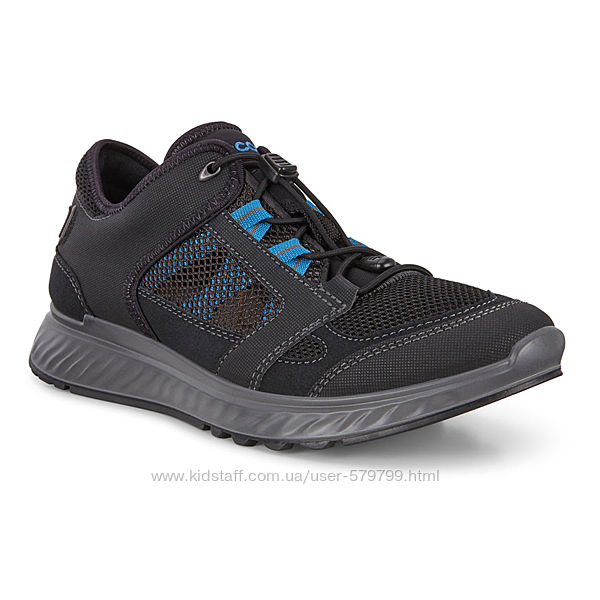Летние кроссовки в сетку Ecco Exostride M Low Vent 835324 51773