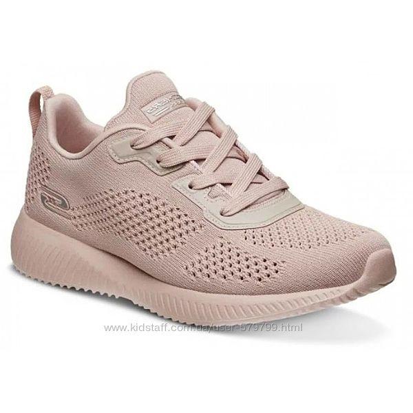 Женские пудровые кроссовки Skechers 32509 LTPK