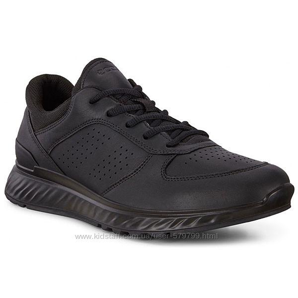 Кожаные демисезонные кроссовки Ecco Exostride 835314-01001