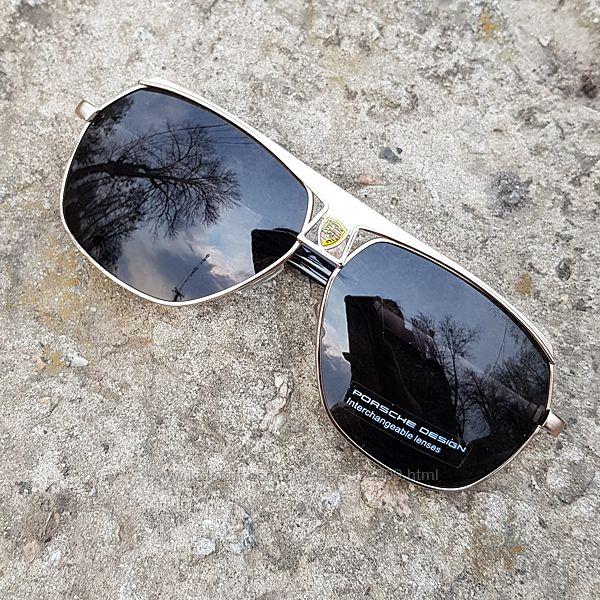 Солнцезащитные мужские очки Porsche Design P8618
