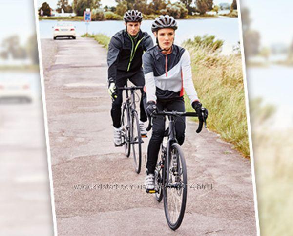 Мужские велосипедные брюки с начесом  от немецкого бренда CRANE.