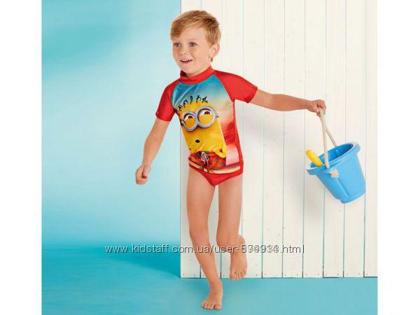Солнцезащитные купальные костюмы от немецкой фирмыlupilu
