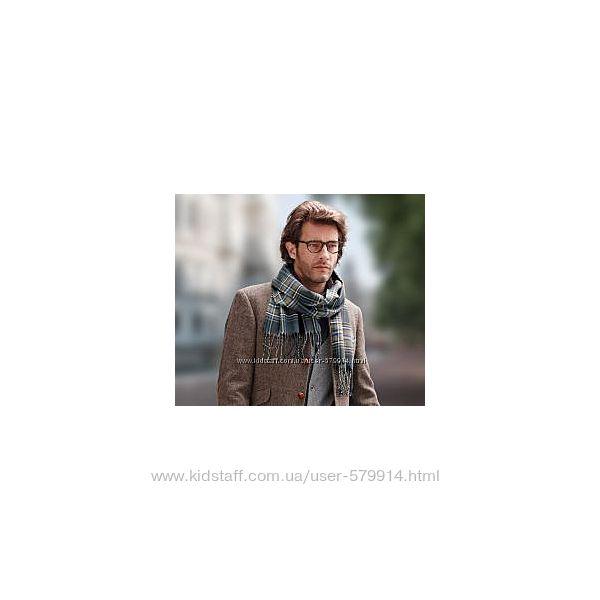Мягкие шарфики для мужчин от немецкого бренда ТСМ TCHIBO
