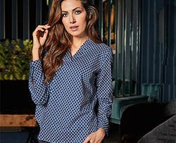 Блузи туники  Premium Collection от немецкого бренда Blue Motion