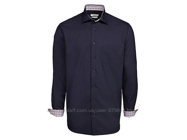 Комфортная классическая рубашка Regular Fit  немецкого бренда NOBEL LEAGUE