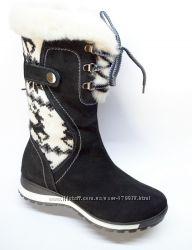 Женские ботинки Мида 24411
