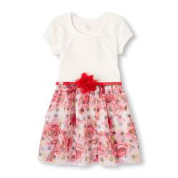 Нарядное платье childrensplace