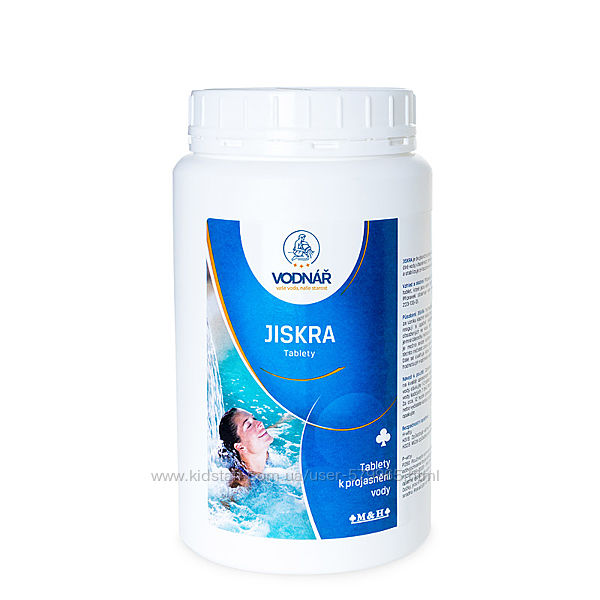 Искра - химия для бассейнов Vodnar-Водолей