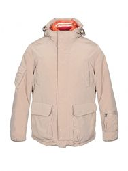 Мужская зимняя куртка-парка пуховик  Freedomday