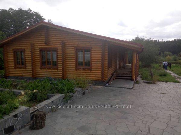 Дом-усадьба, дача, баня на дровах, природа, загородный дом