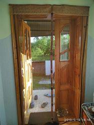 Москітна сітка на двері