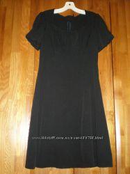 Платье черное, размер М