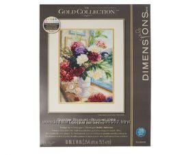 Набор для вышивки Dimensions Summer Bouquet